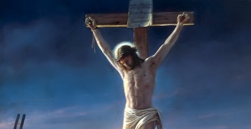 Jesus died for us