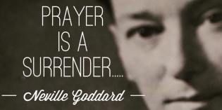 Neville Goddard Prayer Quotes