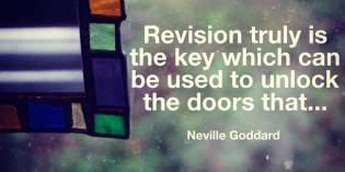 Revision – Neville Goddard Quotes