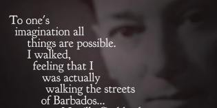 I Walked The Streets of Barbados – Neville Goddard Quote