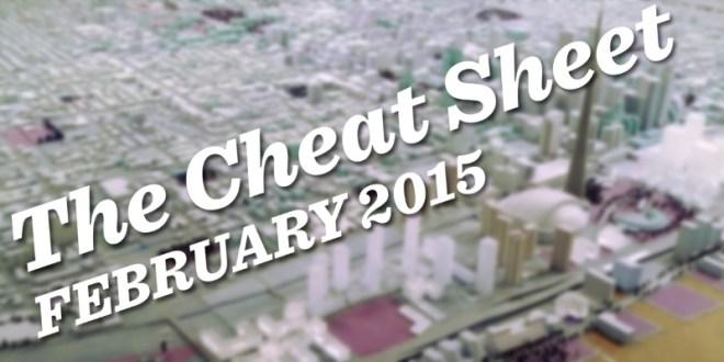 February 2015 Cheat Sheet