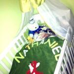 Nathaniel a Vukkos takarója altt :-)