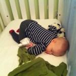 Békés álmok a kis takaróval :-)