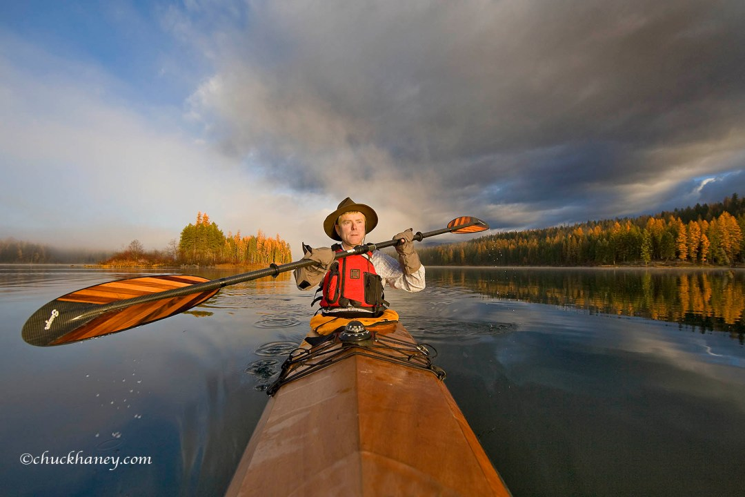 Stillwater Kayak © Chuck Haney