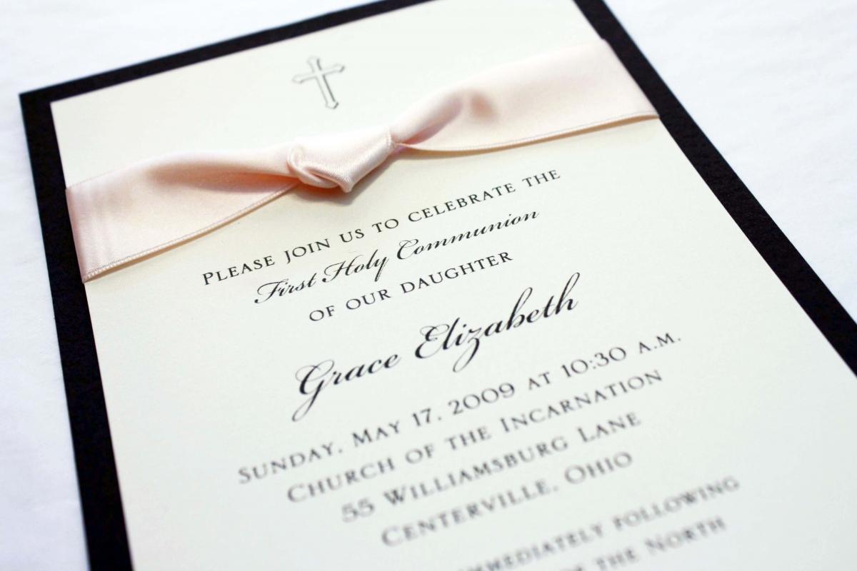 Special Communion Communion Envelope Communion Invitations Target Communion Invitations Twins wedding invitation First Communion Invitations