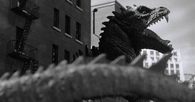 The Beast from 20 000 Fathoms roars