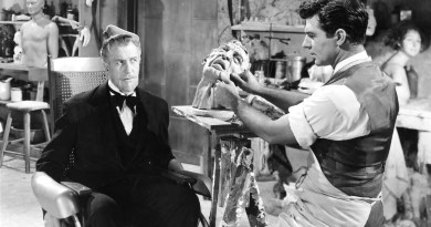 House of Wax Vincent Price Paul Picerni