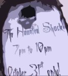 The Haunted Shack Halloween Attraction