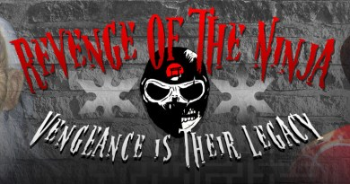 Revenge of the Ninja logo