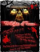 13 Nights Of Terror