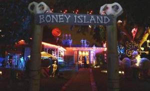boney island