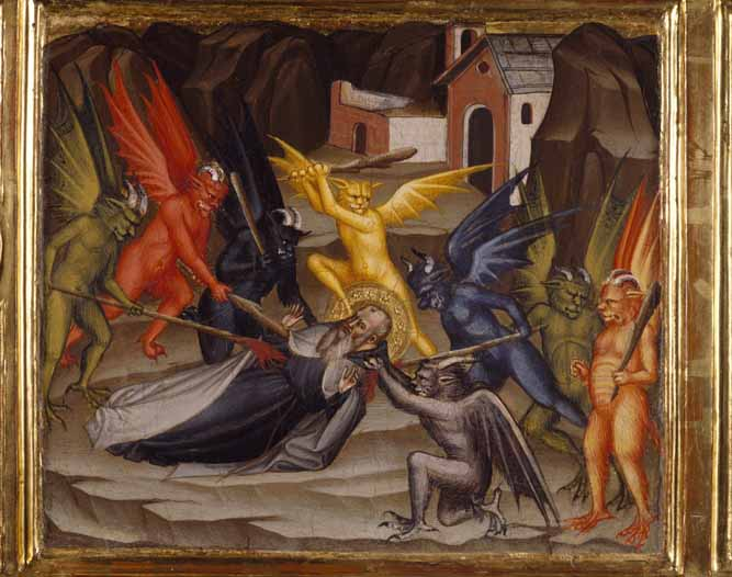 Angels, Demons and Monster: The Supernatural in Art Audio Tour