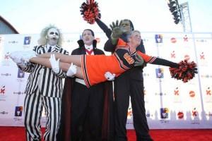 Jamie Lee Curtis at last year's Dream Halloween