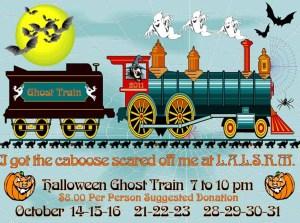 Live Steamers 2011 Halloween Poster jpg