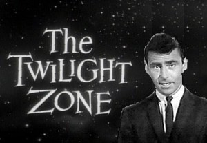 The Twilight Zone Rod Serling