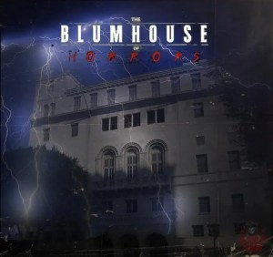 Blumhouse of Horrors artwork