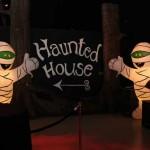 Dream Halloween Haunted House entrance