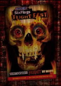 Magic Mountain Fright Fes