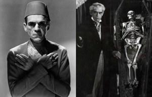 The Mummy House of Frankenstein