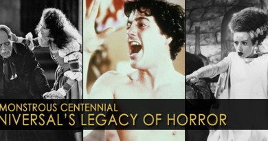 Universal Legacy of Horror