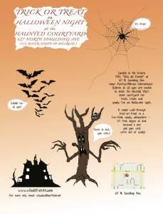 halloween villa del fuente