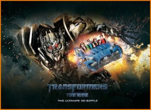 Transormers-The-Ride