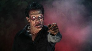 Bruce Cambell as Ash