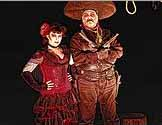 ghost tour bandido