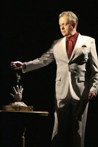 Magician Todd Robbins in PLAY DEAD