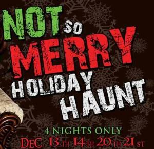 No So Merry Holiday Haunt 2013 crop