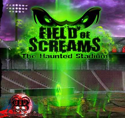 Field of Screams logo