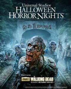 Halloween Horror Nights 2014: Walking Dead key art resized