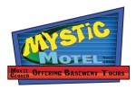 The Mystic Motel Halloween Ride