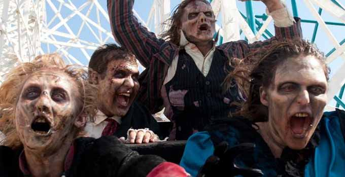 Halloween 2015 Review: Six Flags Magic Mountain Fright Fest