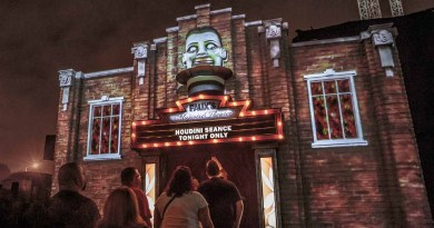 Black Magic at Knott's Scary Farm