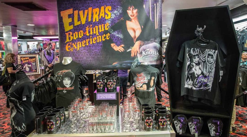 Knotts Scary Farm: Elvira's Boo-tique
