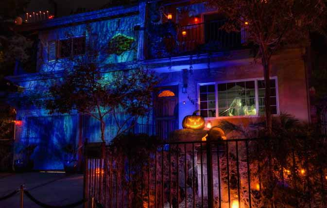 House at Haunted Hill  Hollywood Gothique