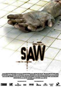 Saw (2004) poster
