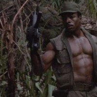 Predator & Action Jackson w/Carl Weathers in person