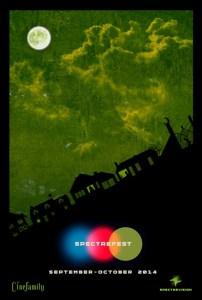 spectrefest2014_poster