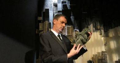 Frank Blocker in H. P. Lovecraft's The Call of Cthulhu