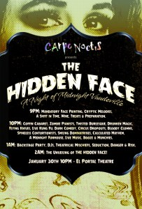 Carpe Noctis: The Hidden Face