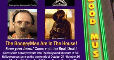 Hollywood Museum Monsters Mummies and Mayhem