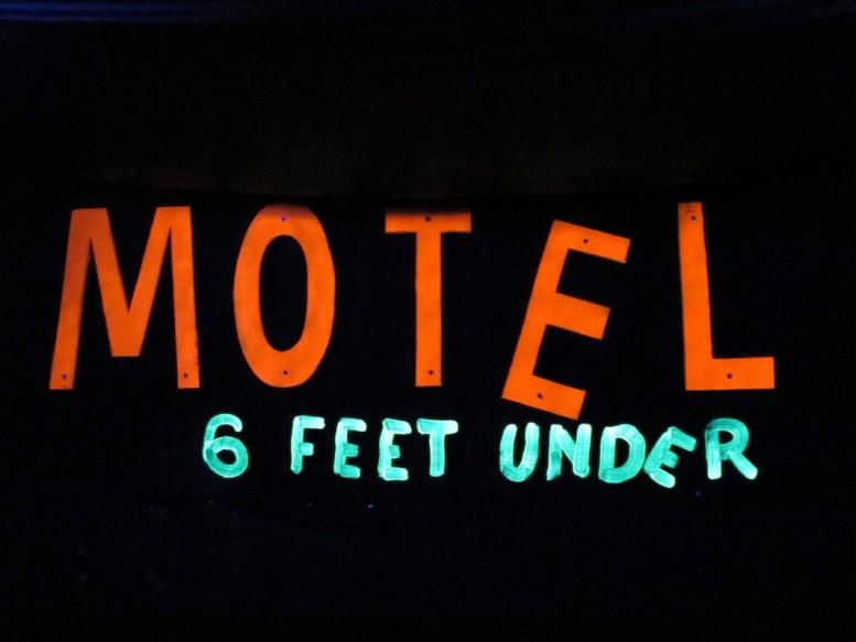 Motel 6 Feet Under