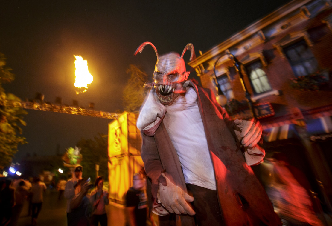 Halloween Horror Nights 2015 review