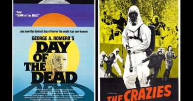 Day of the Dead and the Crazies
