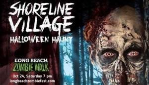 Shoreline Village Halloween Haunt X