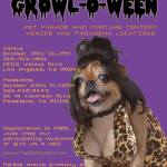 Growl-o-ween 2015
