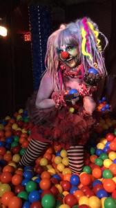Queen Mary Dark Harbor 2015 Circus