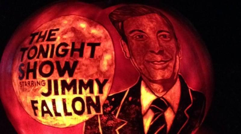 Rise of the Jack O'Lanterns 2015 Jimmy Falon